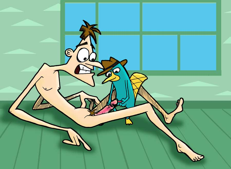 sex and ferb phineas gay Mercenary risk of rain 2