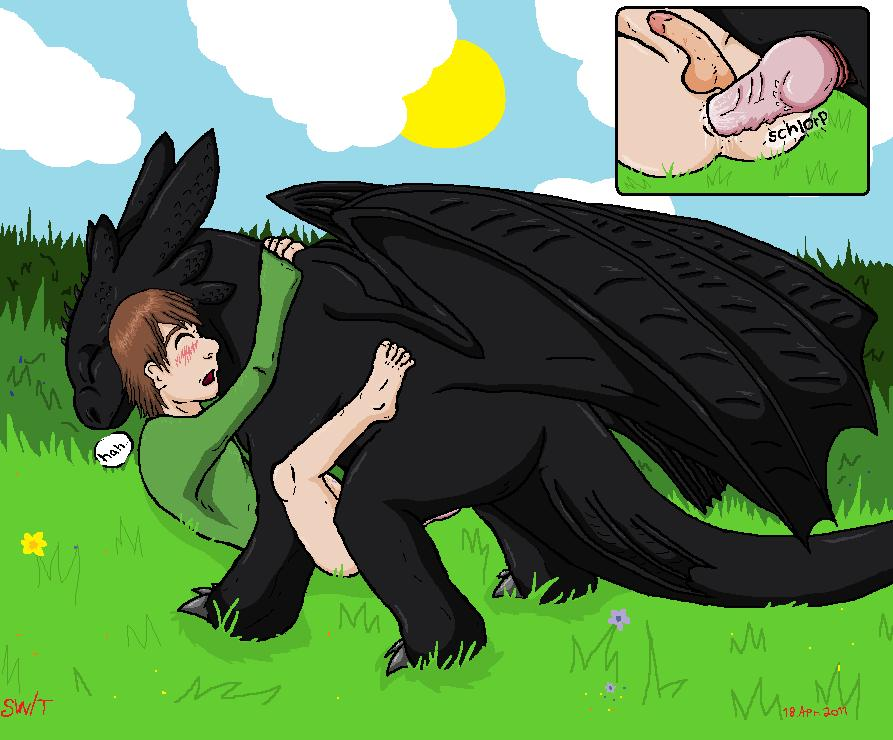 train dragon your to how nude Jeff and hayley american dad