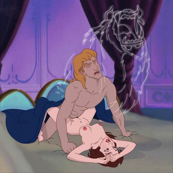 nude the and belle beast beauty Soul and maka have sex
