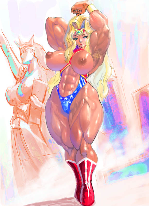 of justice kissing liberty statue lady Star vs the forces of evil porn gifs
