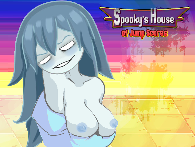 8 specimen jumpscare mansion spooky's Panty and stockings with garter belt