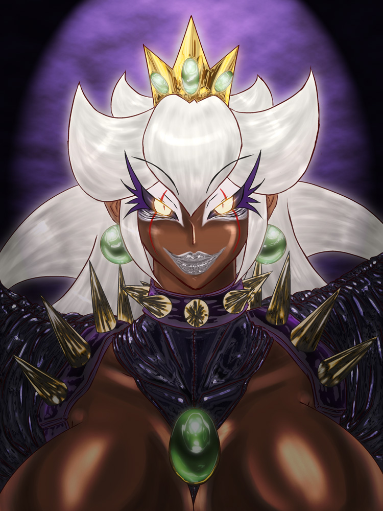 princess whats-her-name Deathwing human form in game