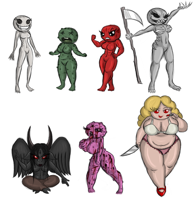 binding of bethany isaac antibirth Penis_in_penis