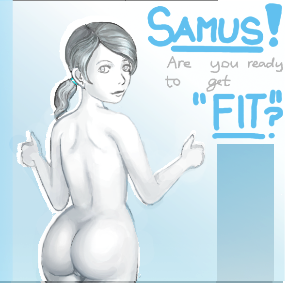 trainer fit wii tumblr Ge hentai male:monster