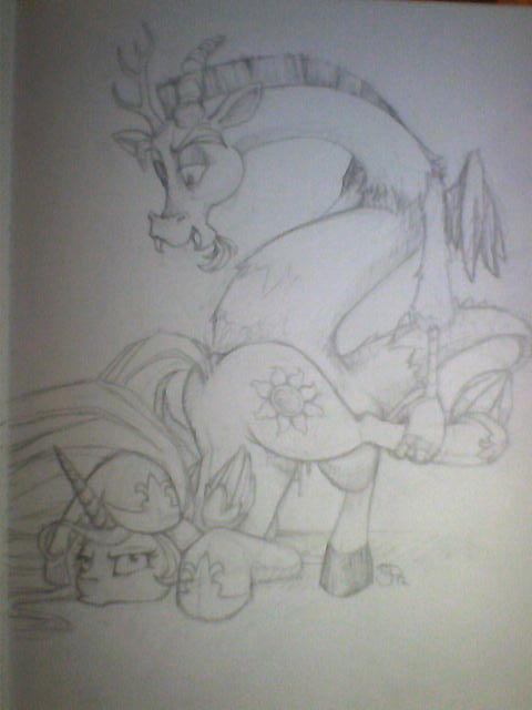 little pony my rose inky Once ler x greed ler