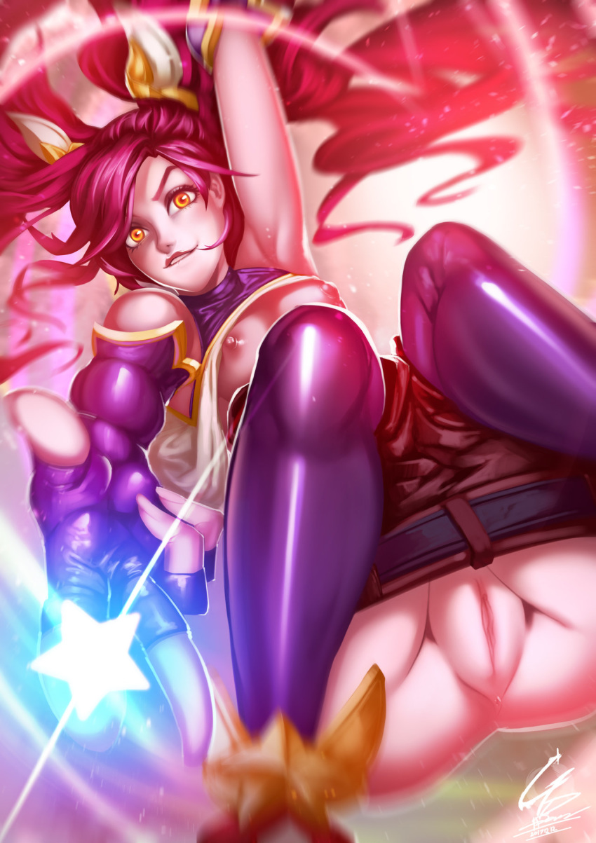 and league vi of legends jinx The walking dead game hentai