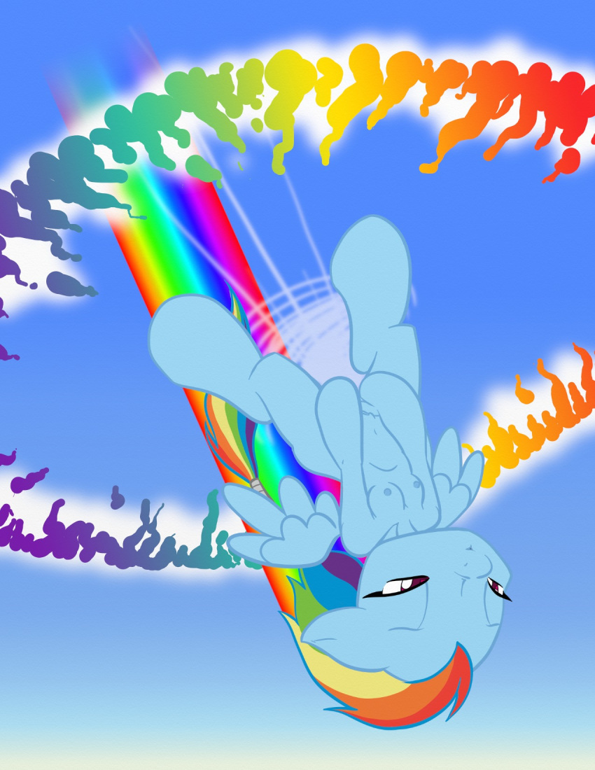pony my dash hentai little rainbow Trials in tainted space emmy