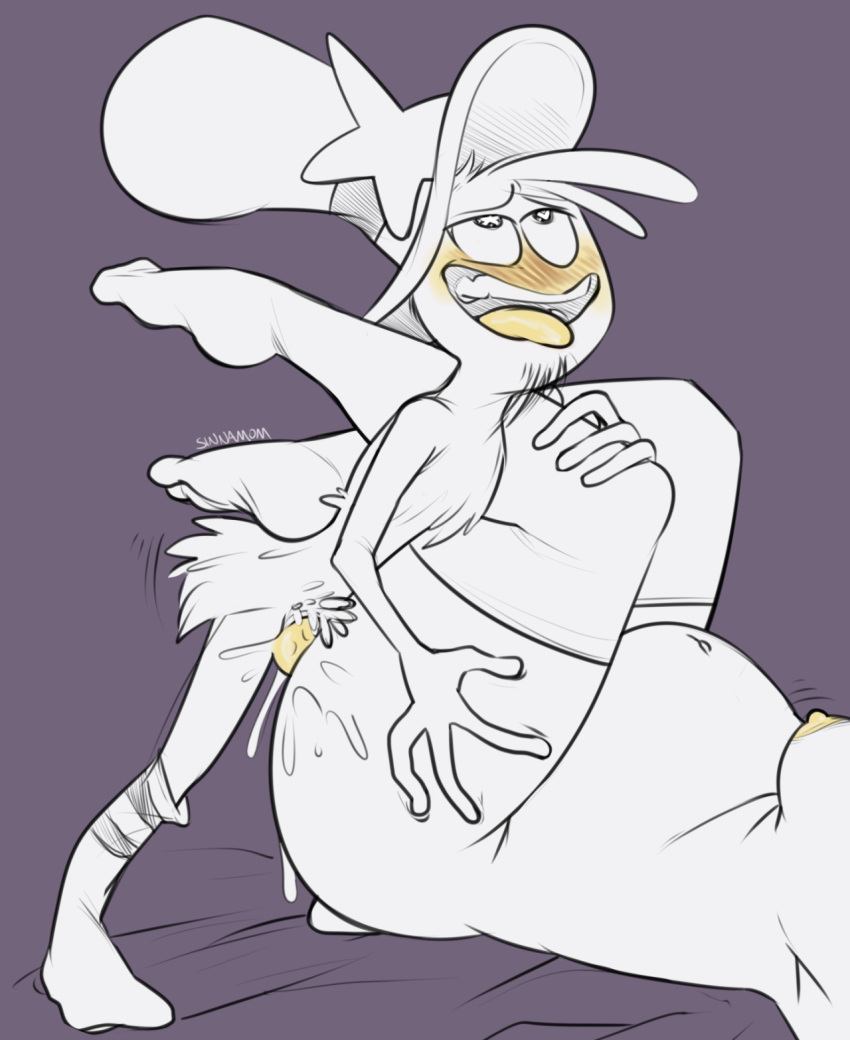 over sylvia pregnant wander yonder Fairy tail is freed gay