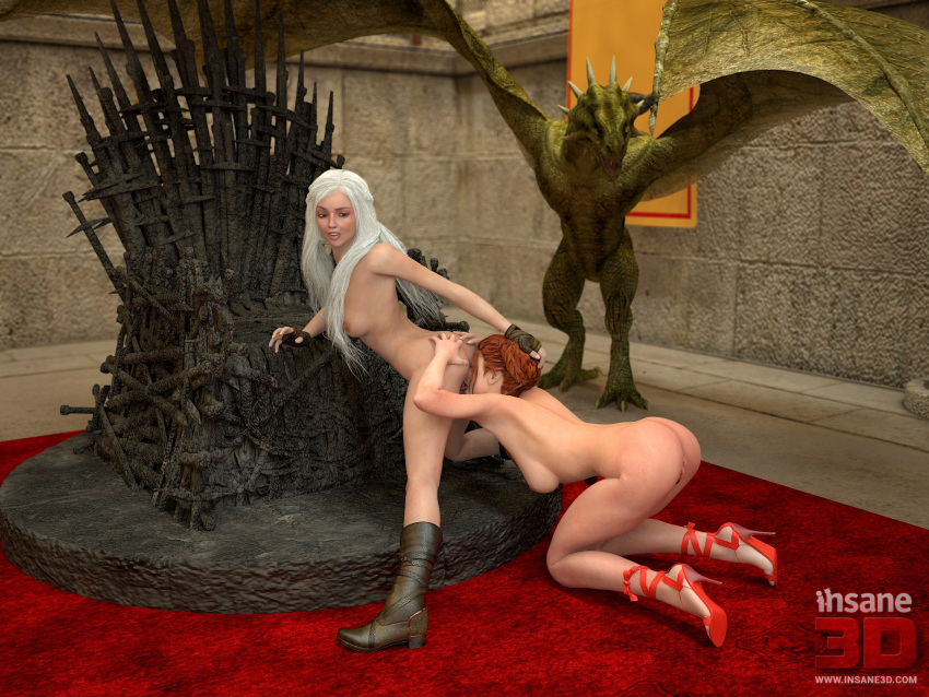 breasts of game thrones in best It's the big one elizabeth gif
