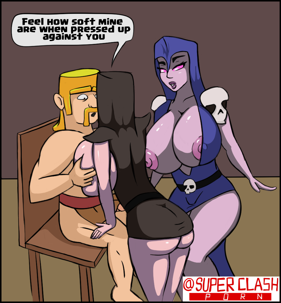 of clash queen clan archer Man to woman transformation gif