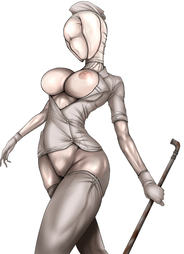 head silent hill bubble nurse Naked dead or alive girls